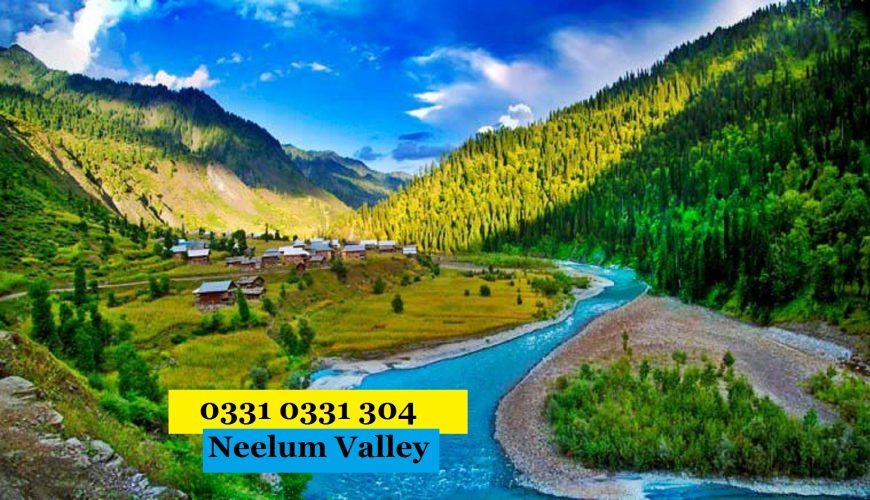 Neelum Valley tour